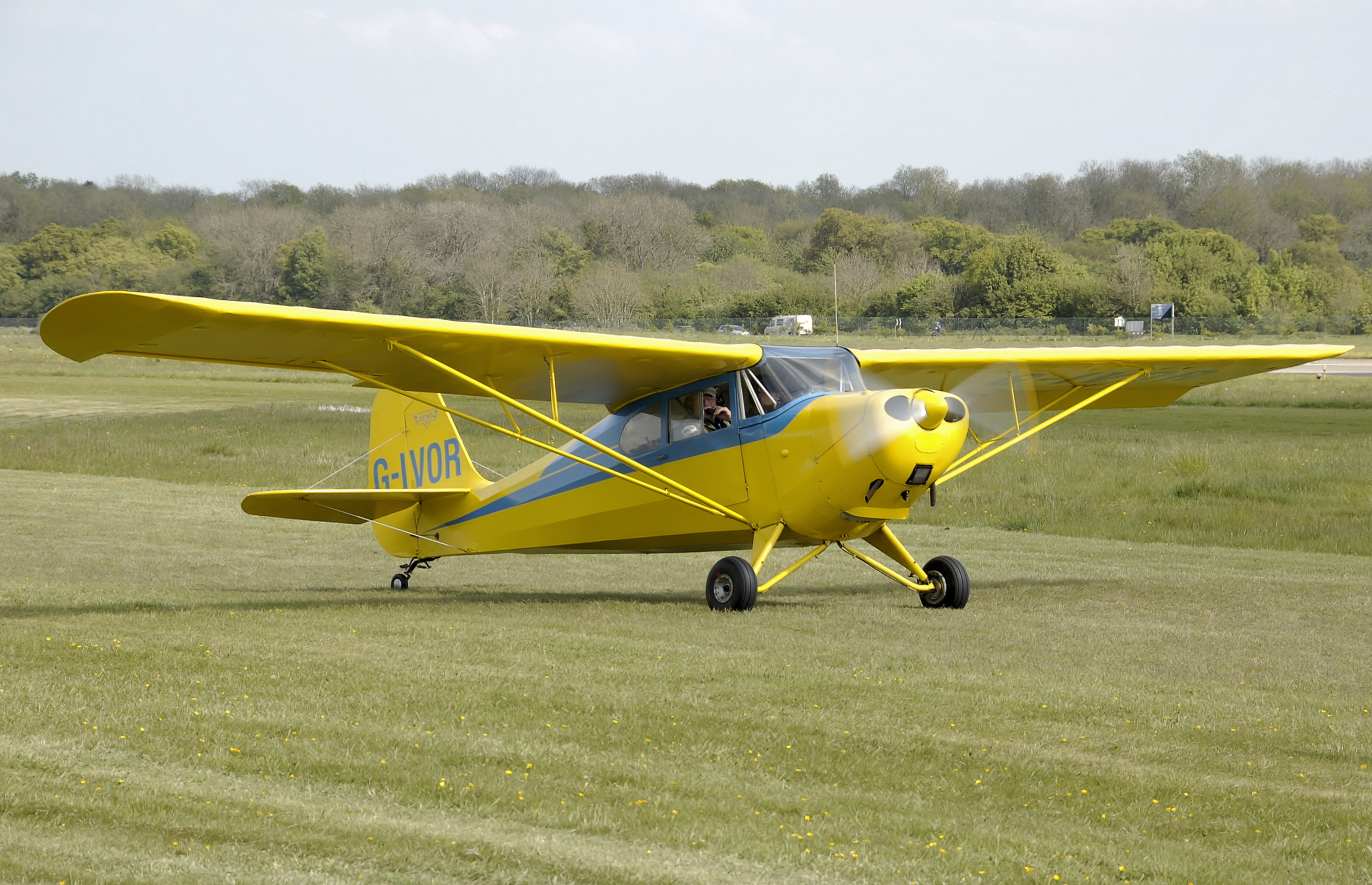 Aeronca 11 Chief - Wikipedia, la enciclopedia libre