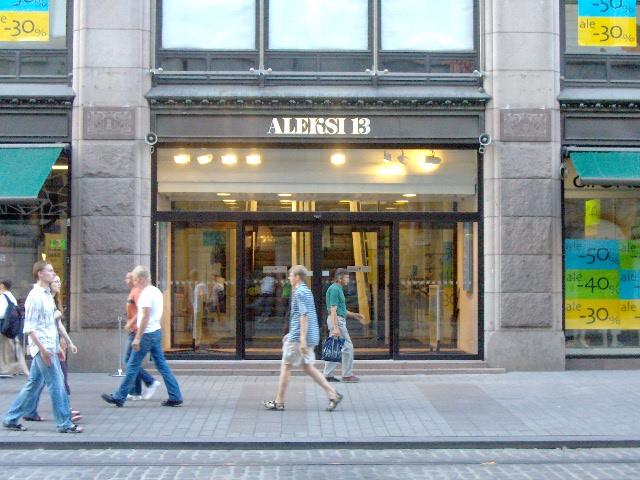 Aleksi 13 saattaa kadota Helsingin keskustasta – päättyykö klassikkokaupan taru jo 2020?