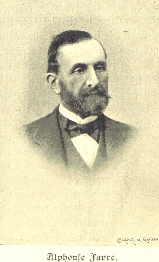 Alphonse Favre