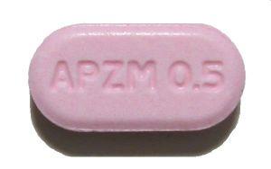 Alprazolam Xanax ®, Prazin ®  برازيلي، رينالدو أو رونالدو.