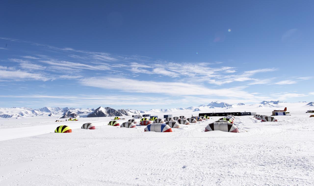 Estación polar científica conjunta Glaciar Unión - Wikipedia, la enciclopedia libre