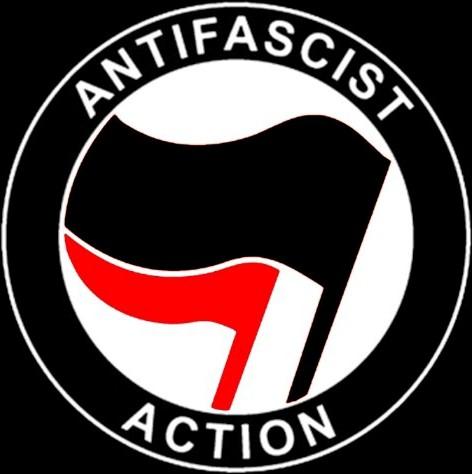 Képtalálatok a következőre: antifa logo