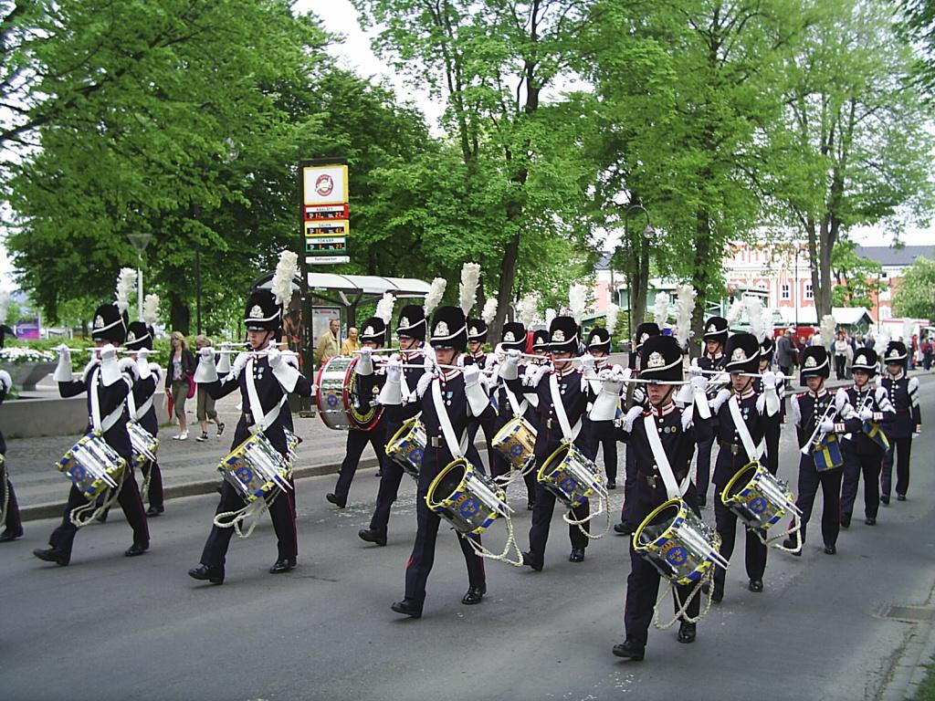 royal swedish army drum corps   wikipedia