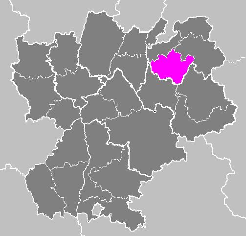 Arrondissement di Thonon-les-Bains
