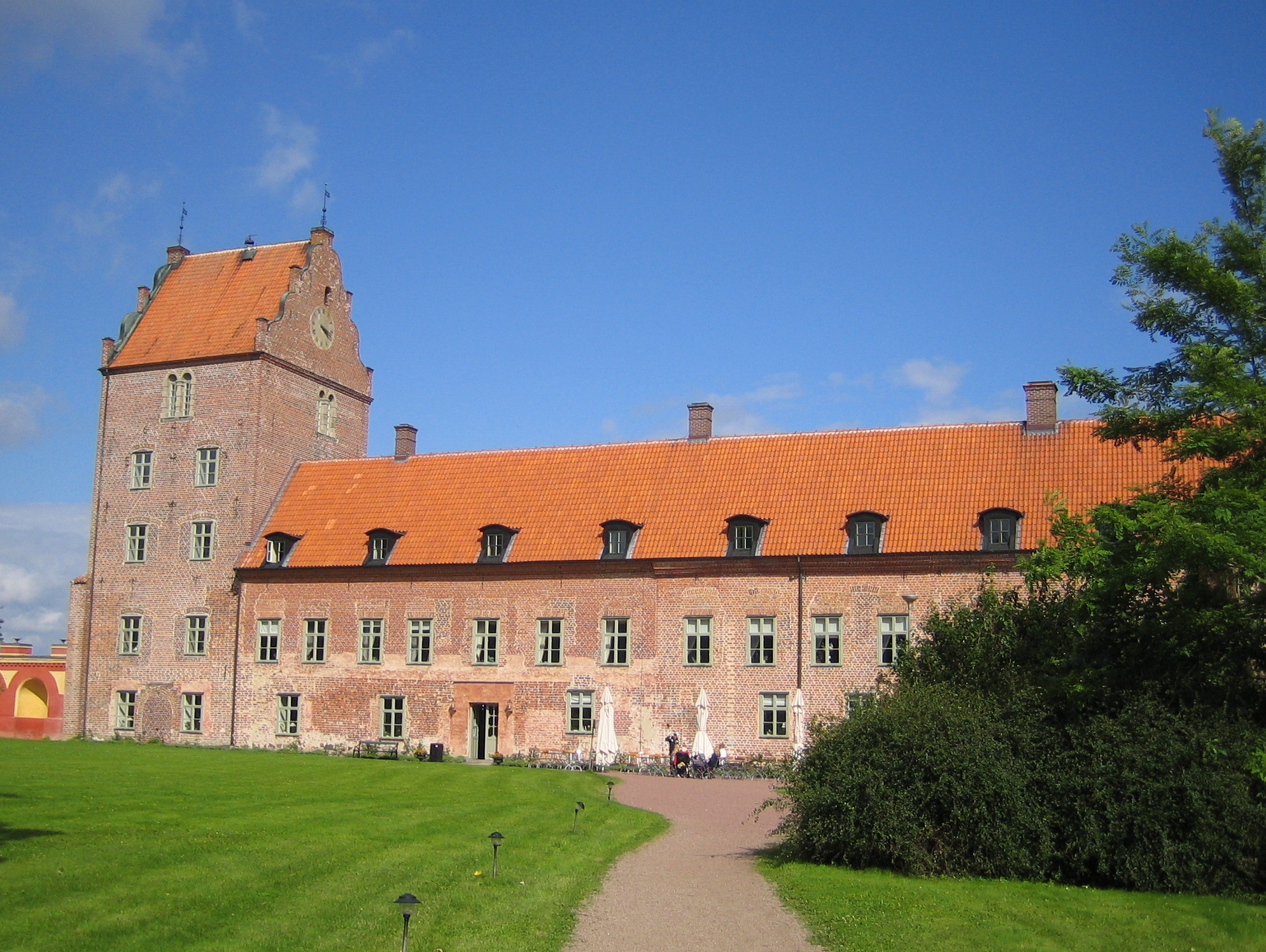 Uno Svenningsson - Bckaskog Slott - Den Orangea staden