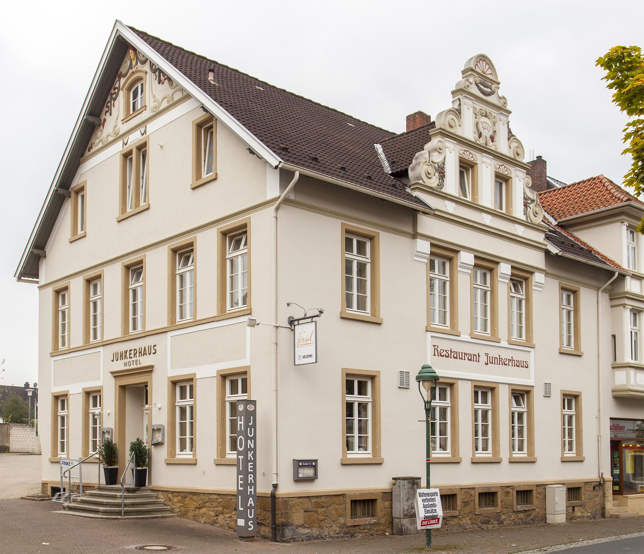 Hotel Junkerhaus Bad Salzuflen