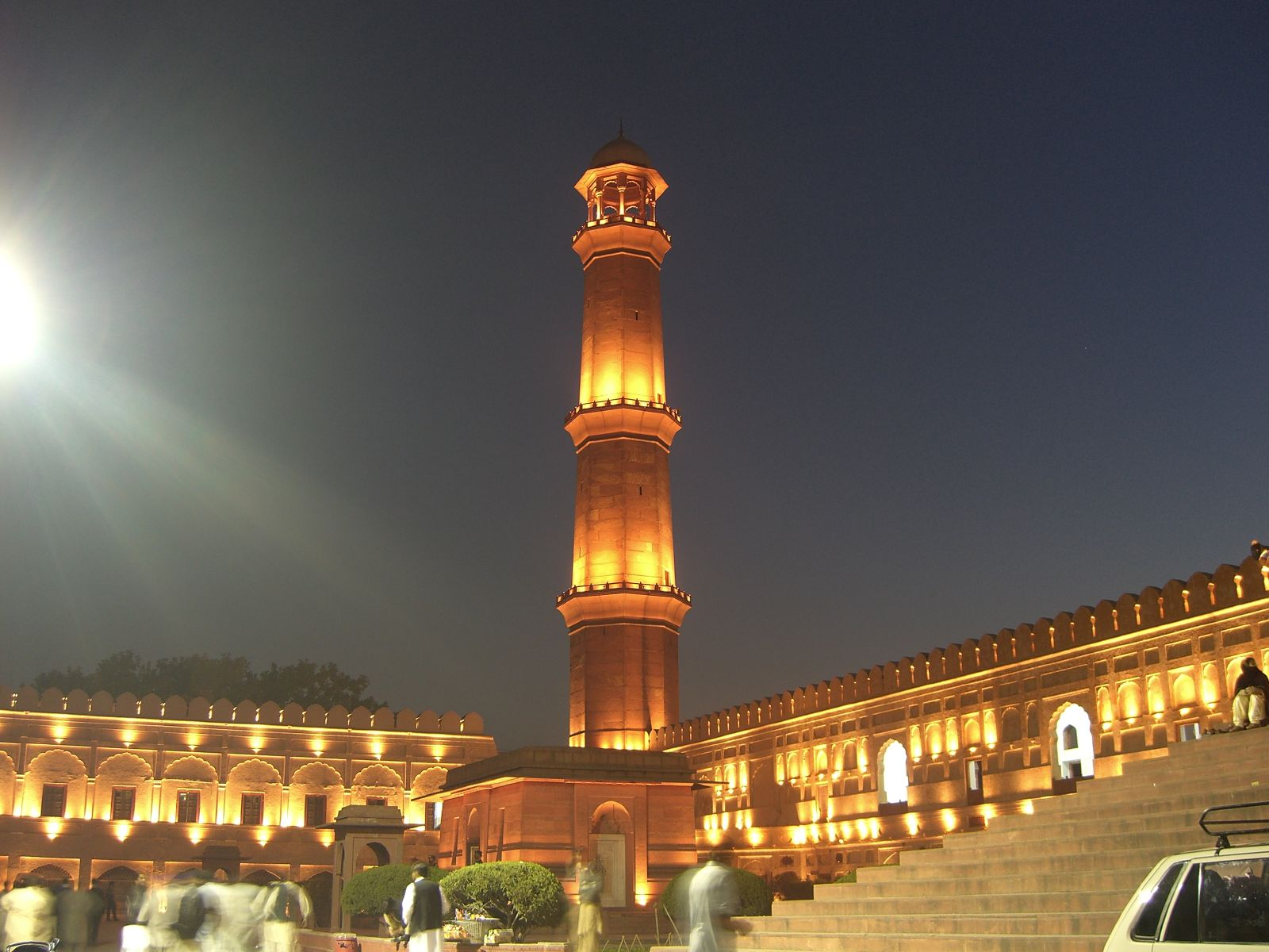 Badshahi_Lahore_Night.jpg (1600×1200)