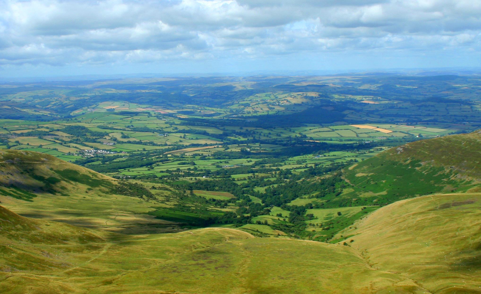 """Résultat de recherche d'images pour """"The Brecon Beacons National Park wales"""""""