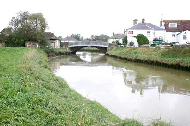 Beeding Bridge - geograph.org.uk - 572551