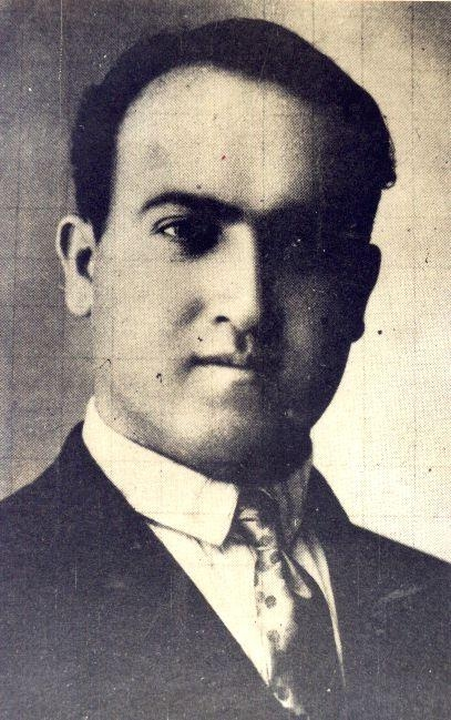 Image of Benjamin Abrahão Botto from Wikidata