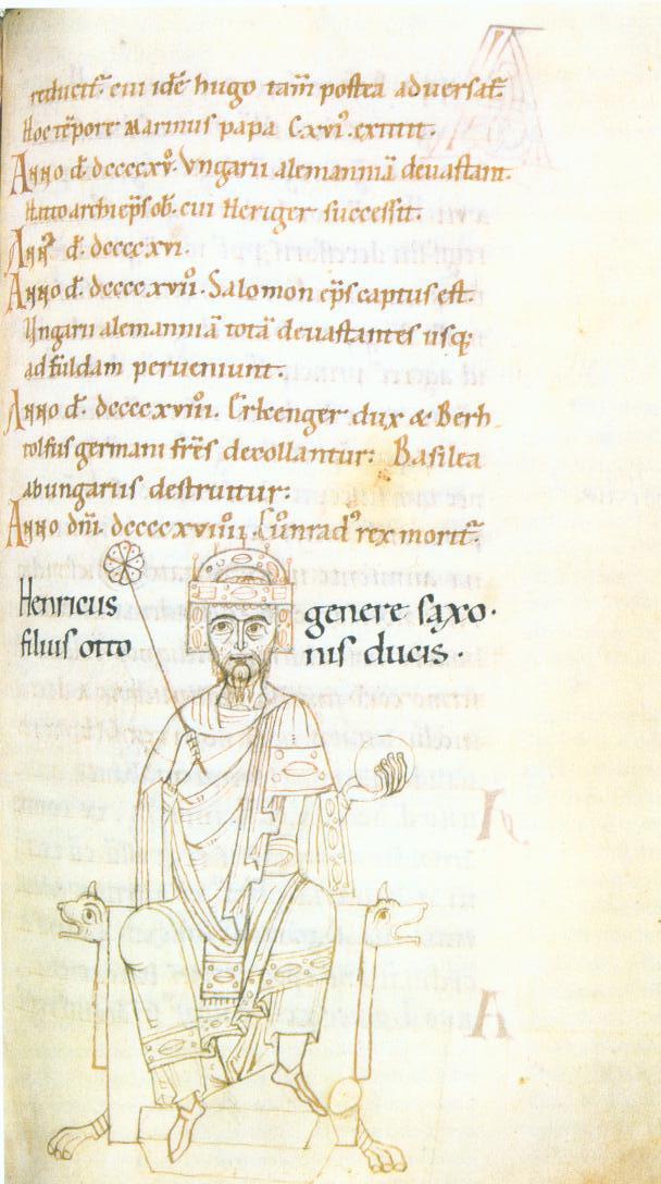Henryk I Ptasznik