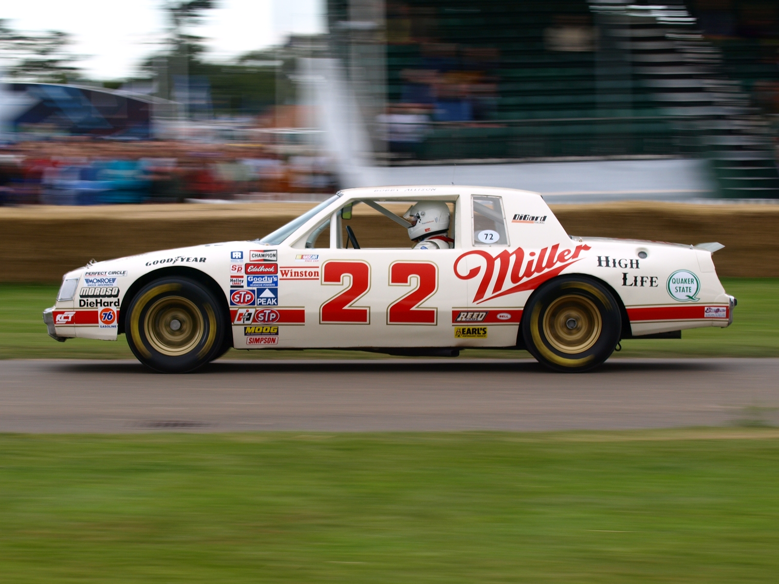 Car Wallpaper: :Bobby Allisons 1983 championship NASCAR car.jpg ...