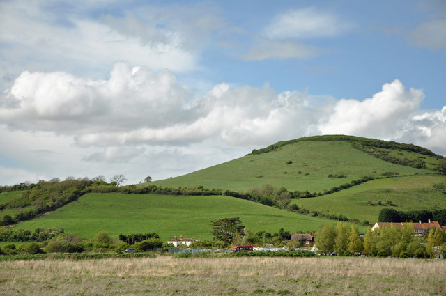 Brent Knoll - geograph.org.uk - 1271882
