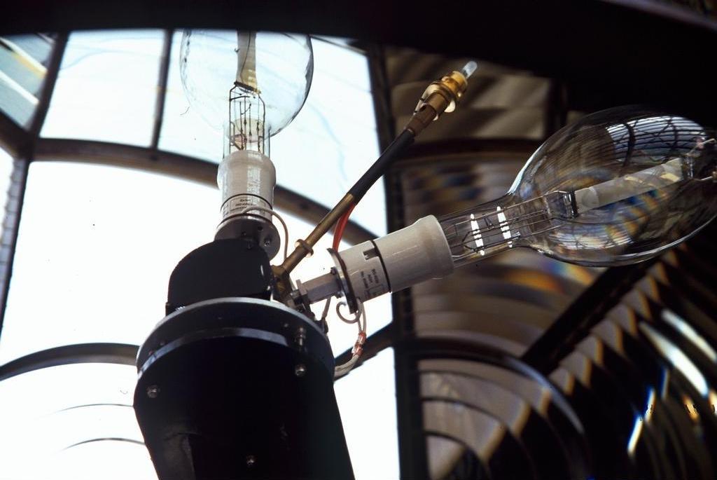 File Bulbs In Portland Lighthouse By Robert Kilpin Jpg