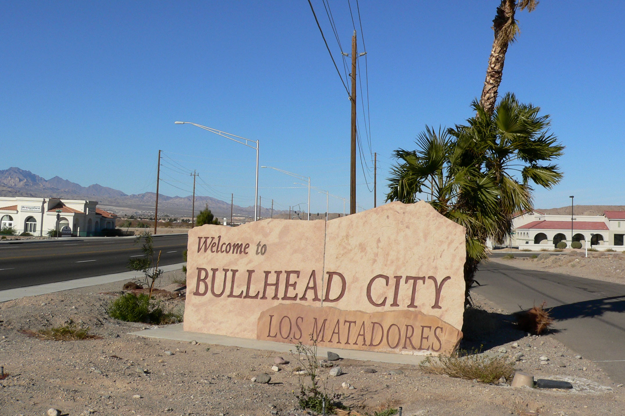 What to do in bullhead city