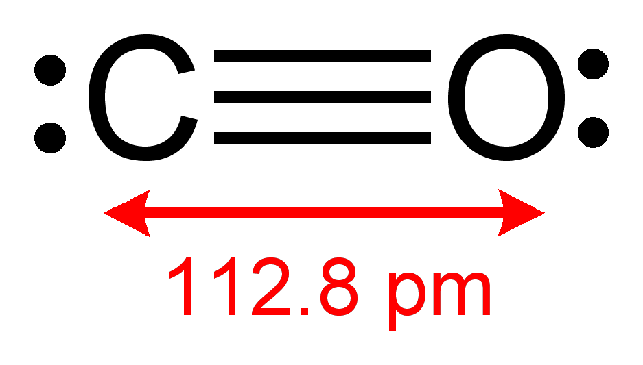 Draw a lewis structure to co co 2 and co 3 2 and what s the shortest
