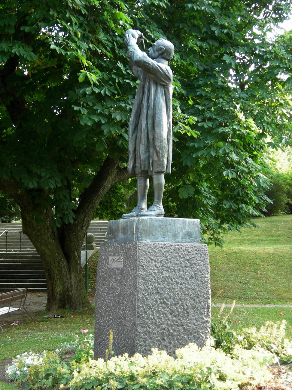 Lista över offentlig konst i Köpings kommun – Wikipedia