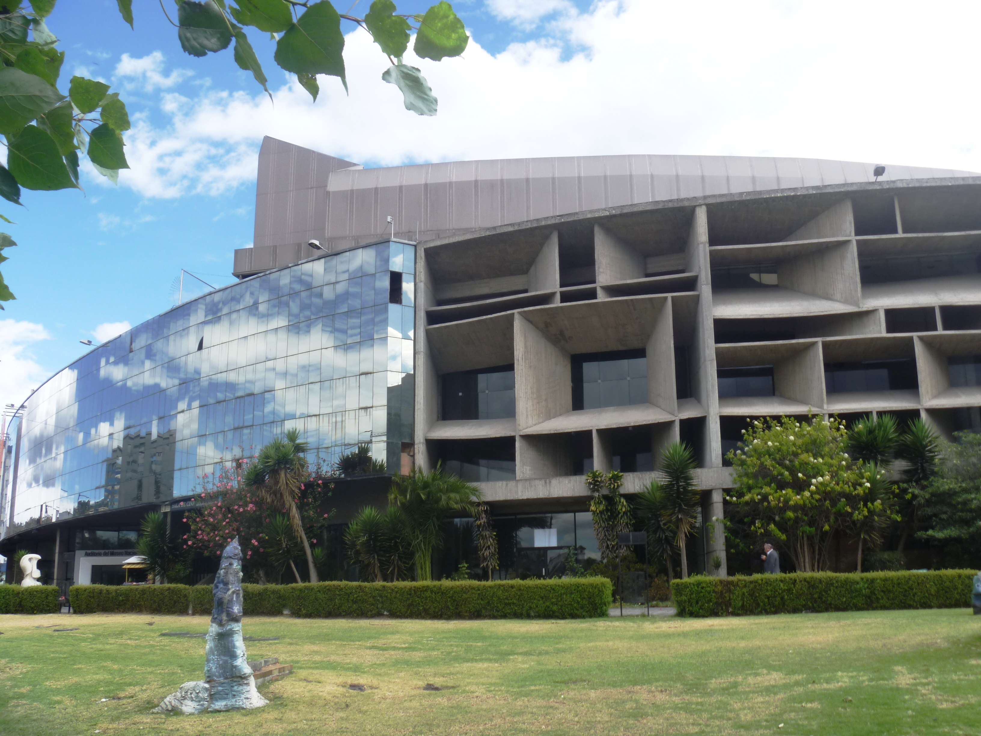 Museo Nacional del Ecuador - Wikipedia, la enciclopedia libre