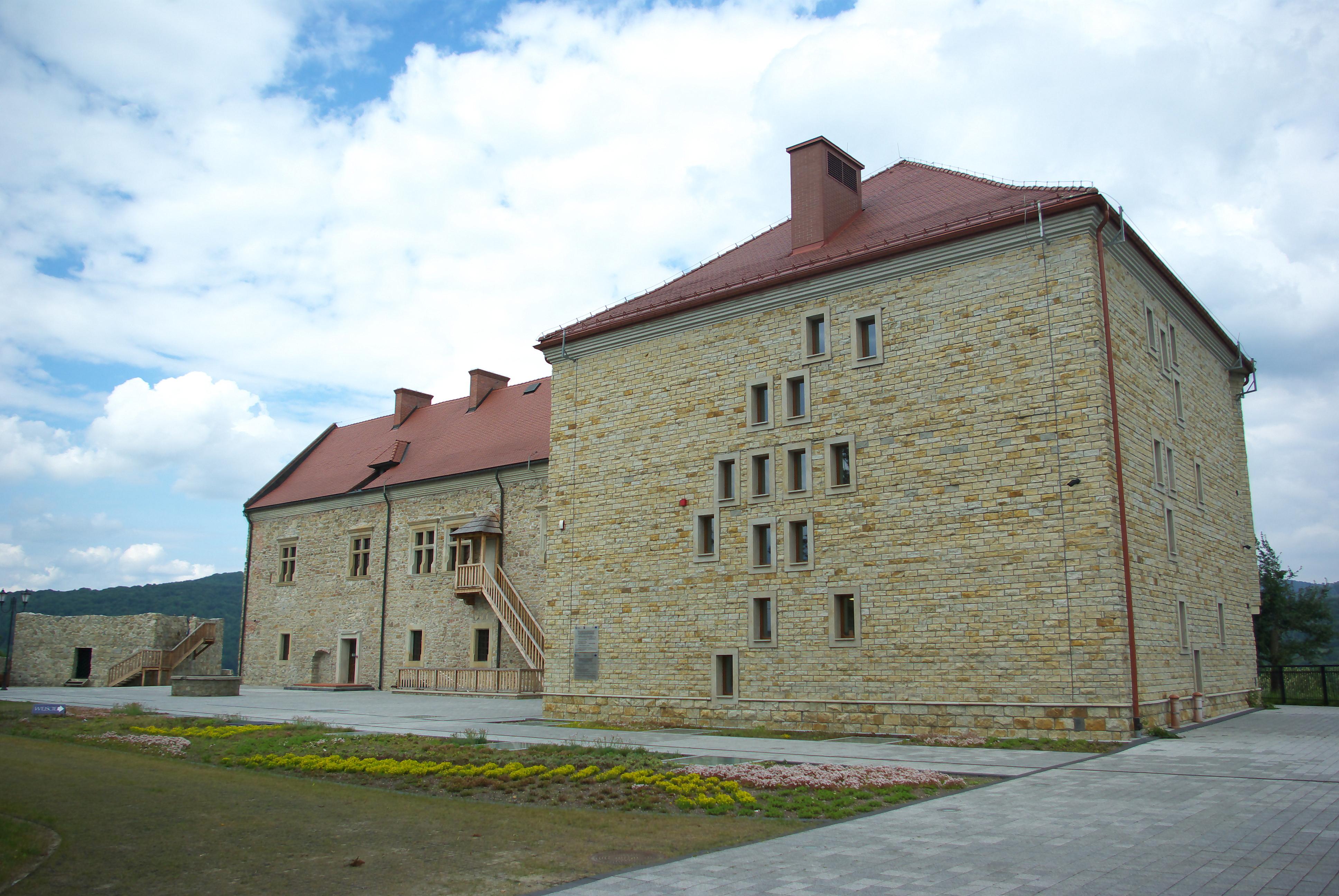 Castle Sanok June