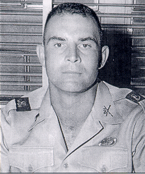 Col. Charles Alvin Beckwith