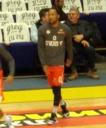 Chris Dowe American basketball player