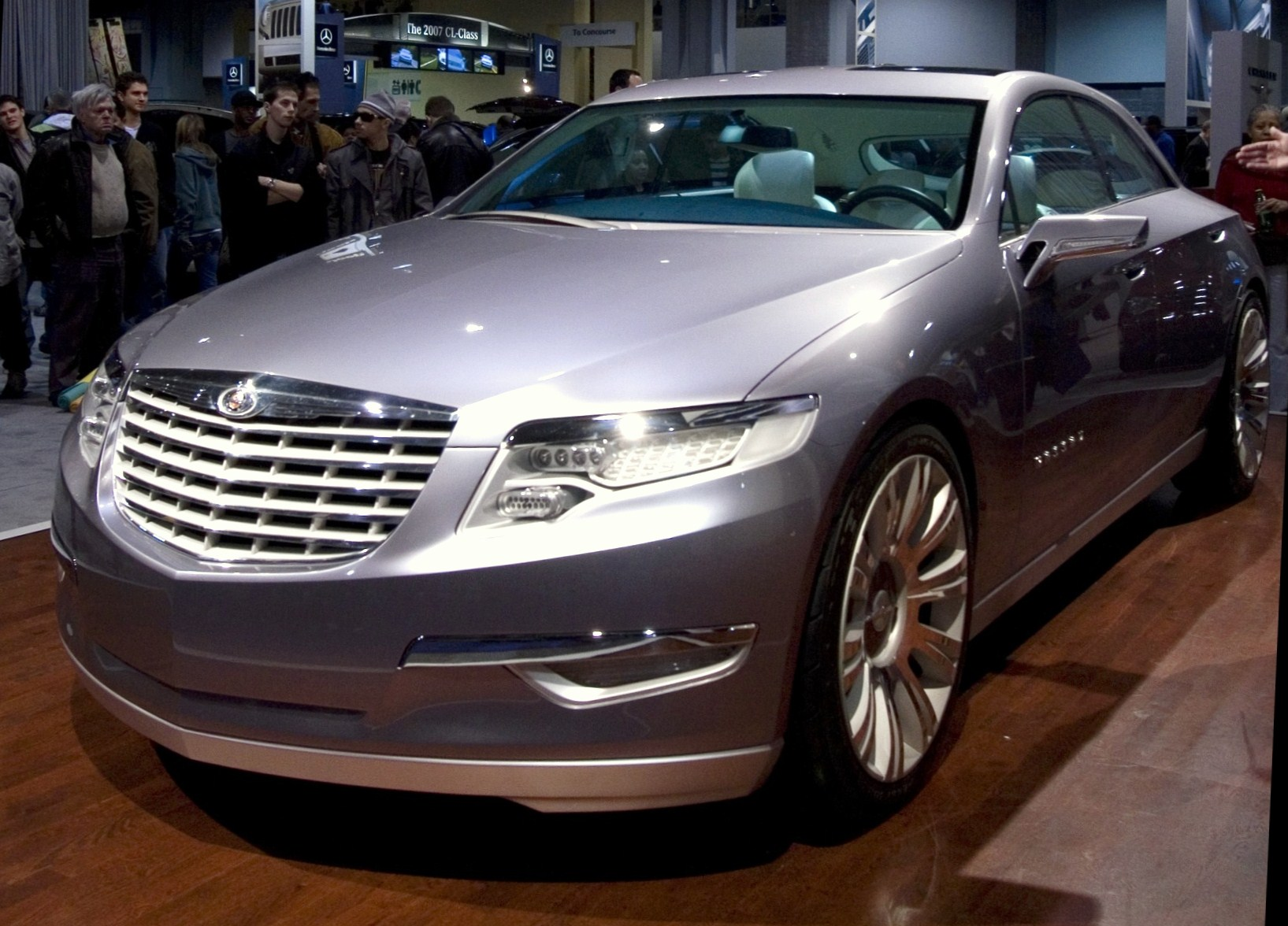 Chrysler concept nassau