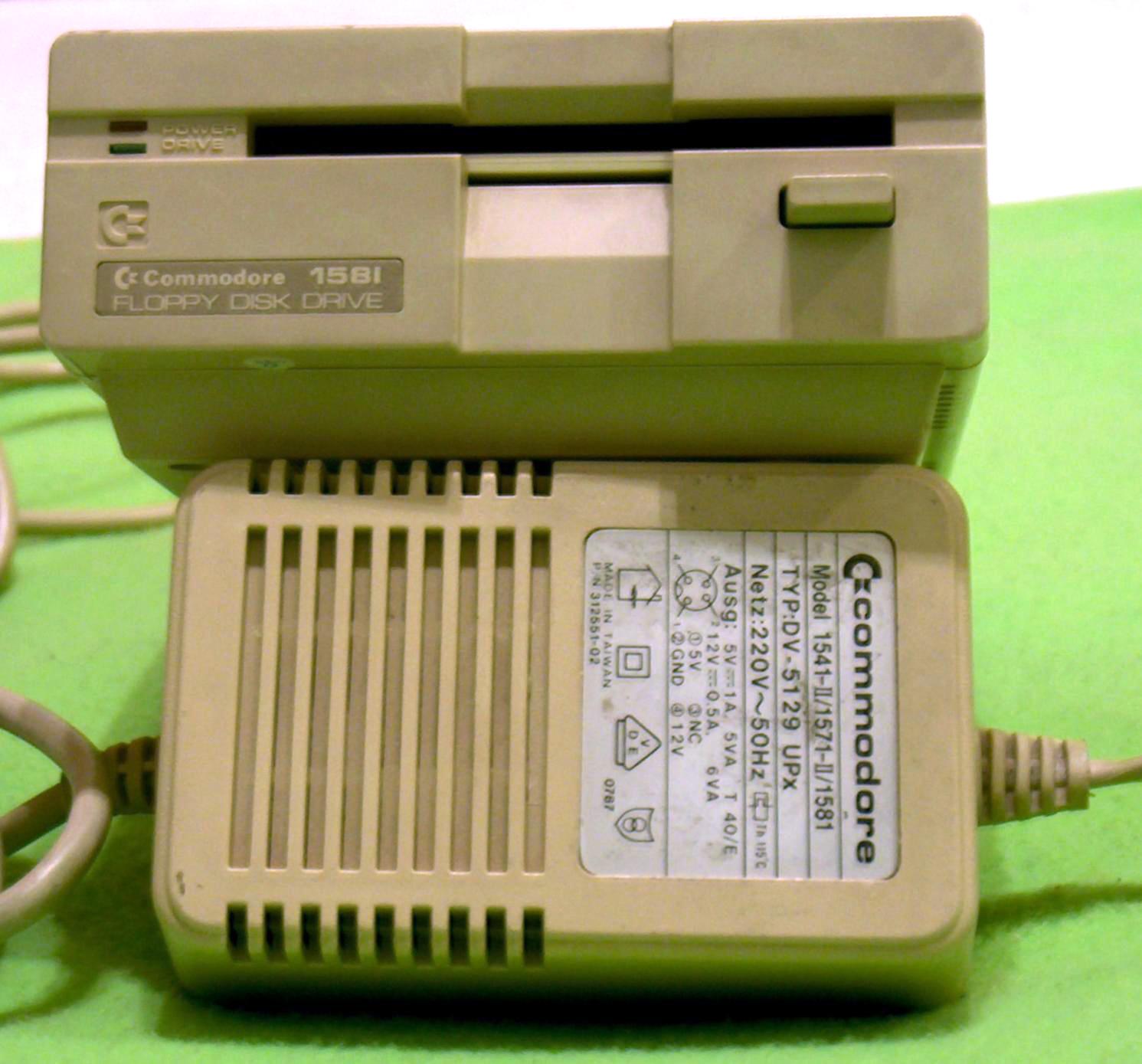Commodore 1581 Wikipedia