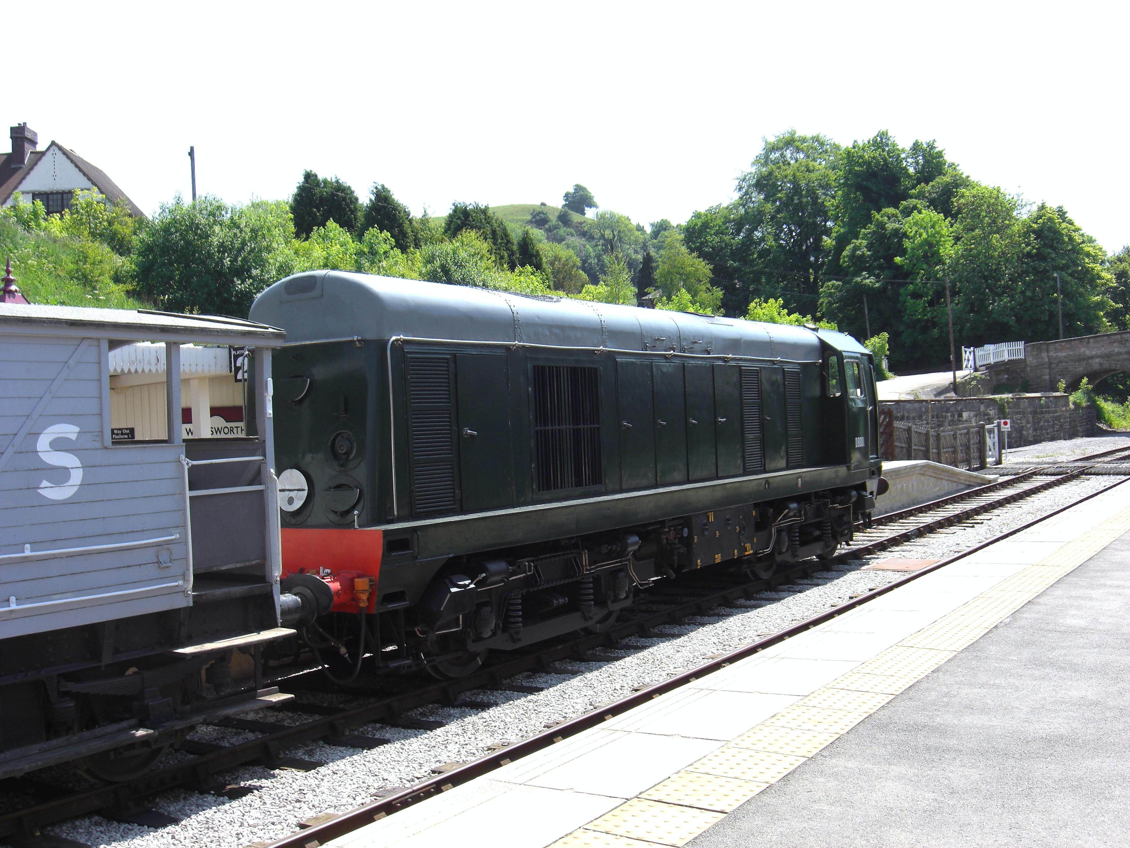 Review: Heljan Class 17 (2/6)