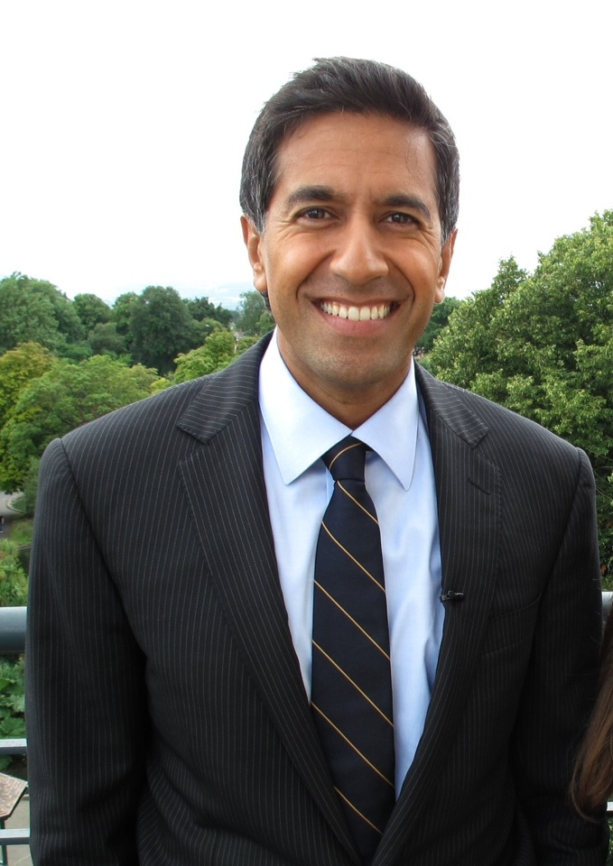 Sanjay Gupta (neurosurgeon)