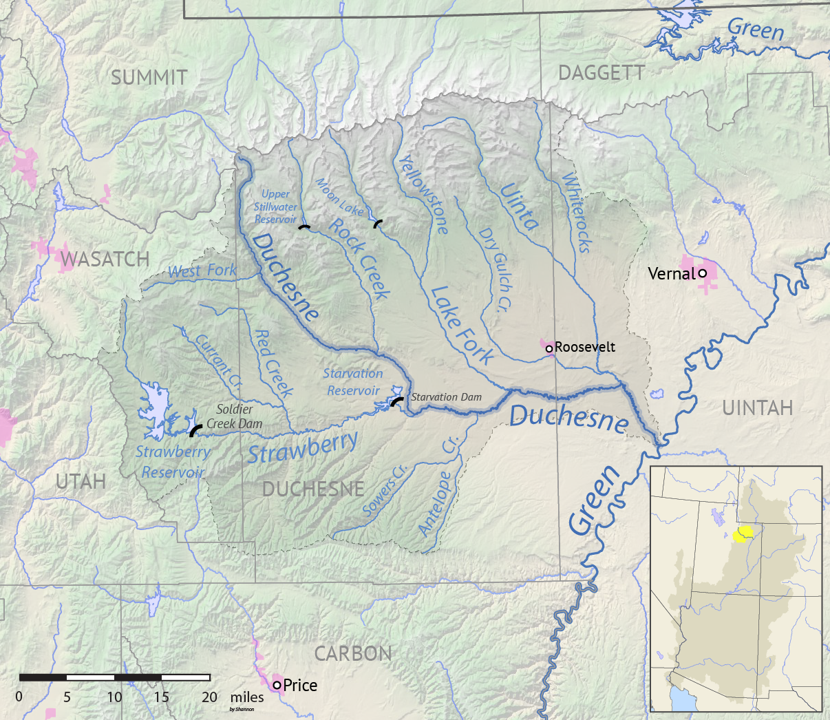 Uinta River - Wikipedia