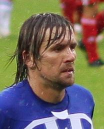 Dzintars Zirnis Latvian footballer