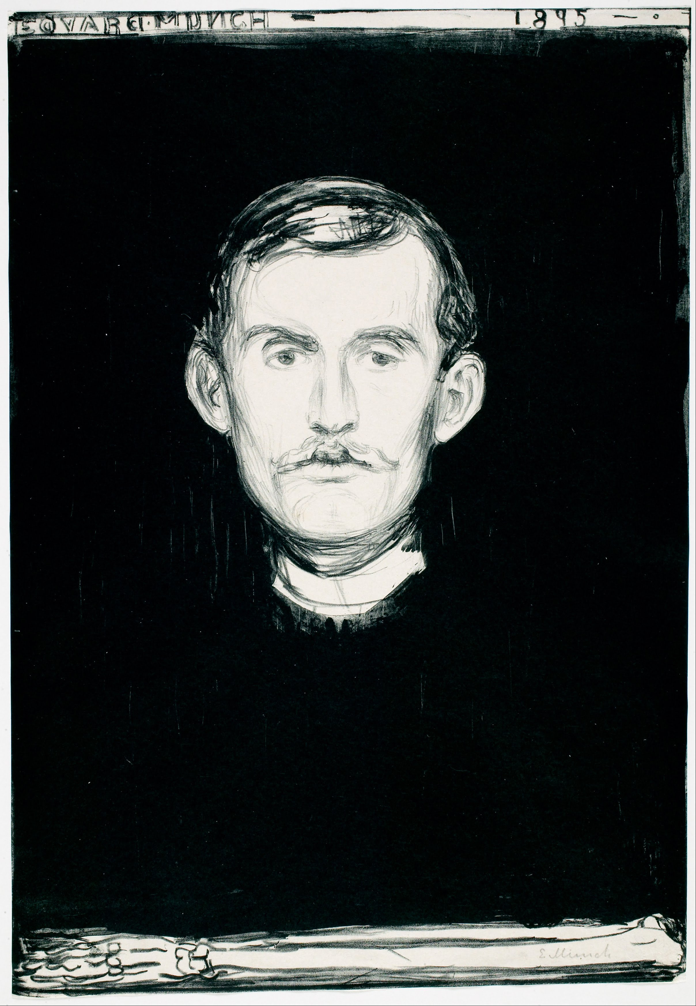 edvard munch Abstract: the pigments and paint binders used by edvard munch have been  investigated in several studies munch used a mixture of media in his works of art.