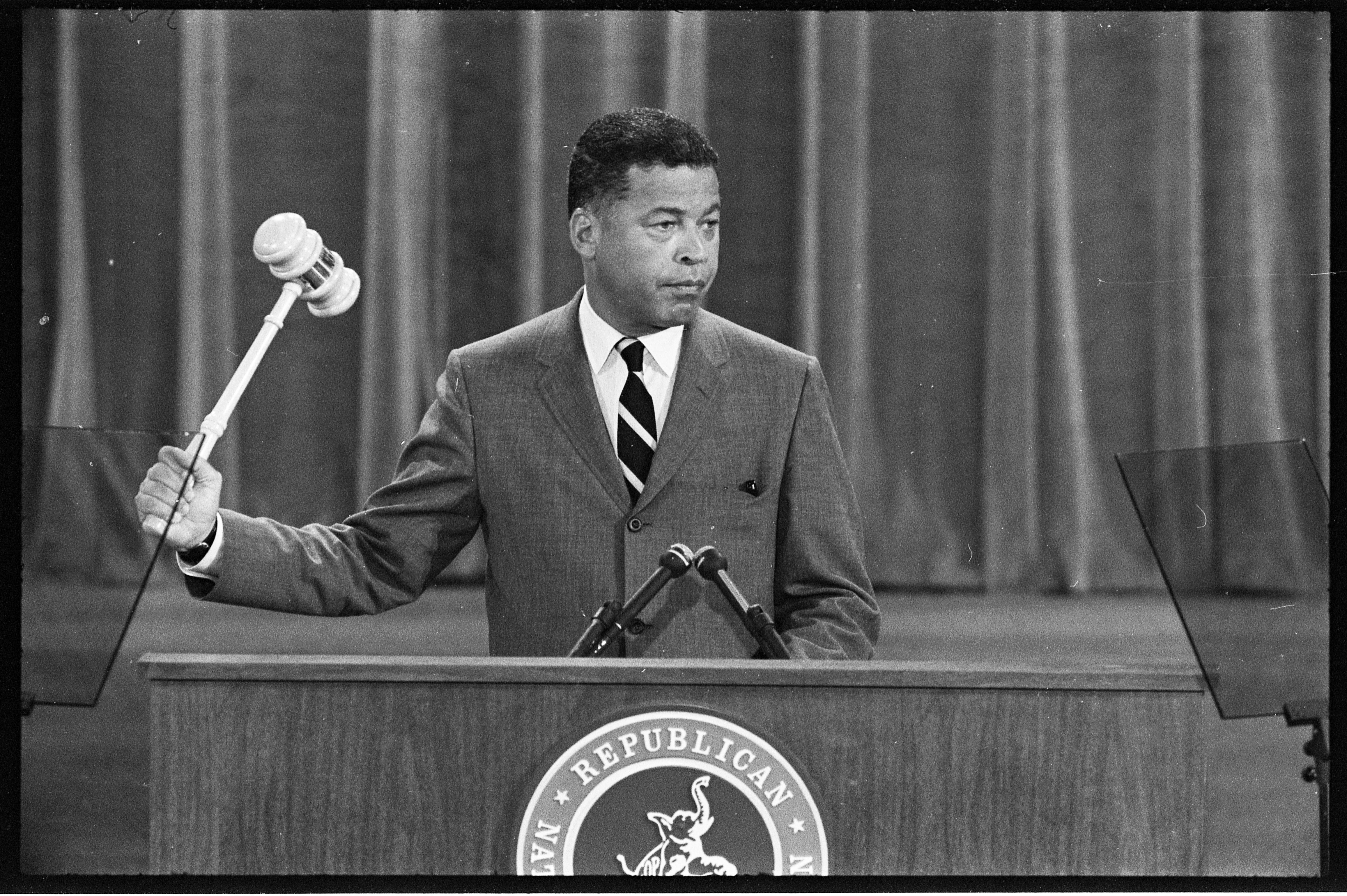 Image result for senator brooke 1968