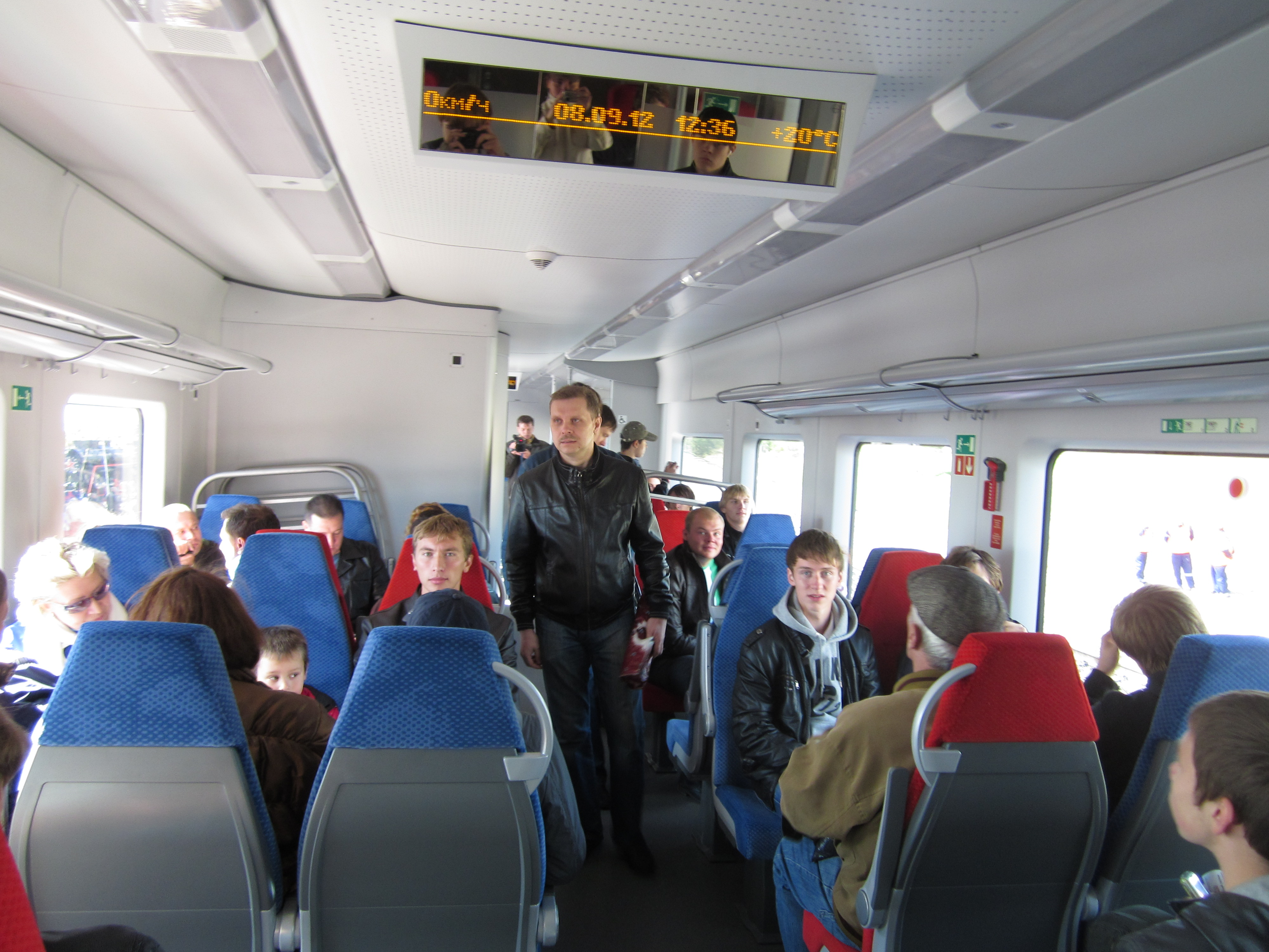 Схема сидячего вагона в поезде москва-брянск