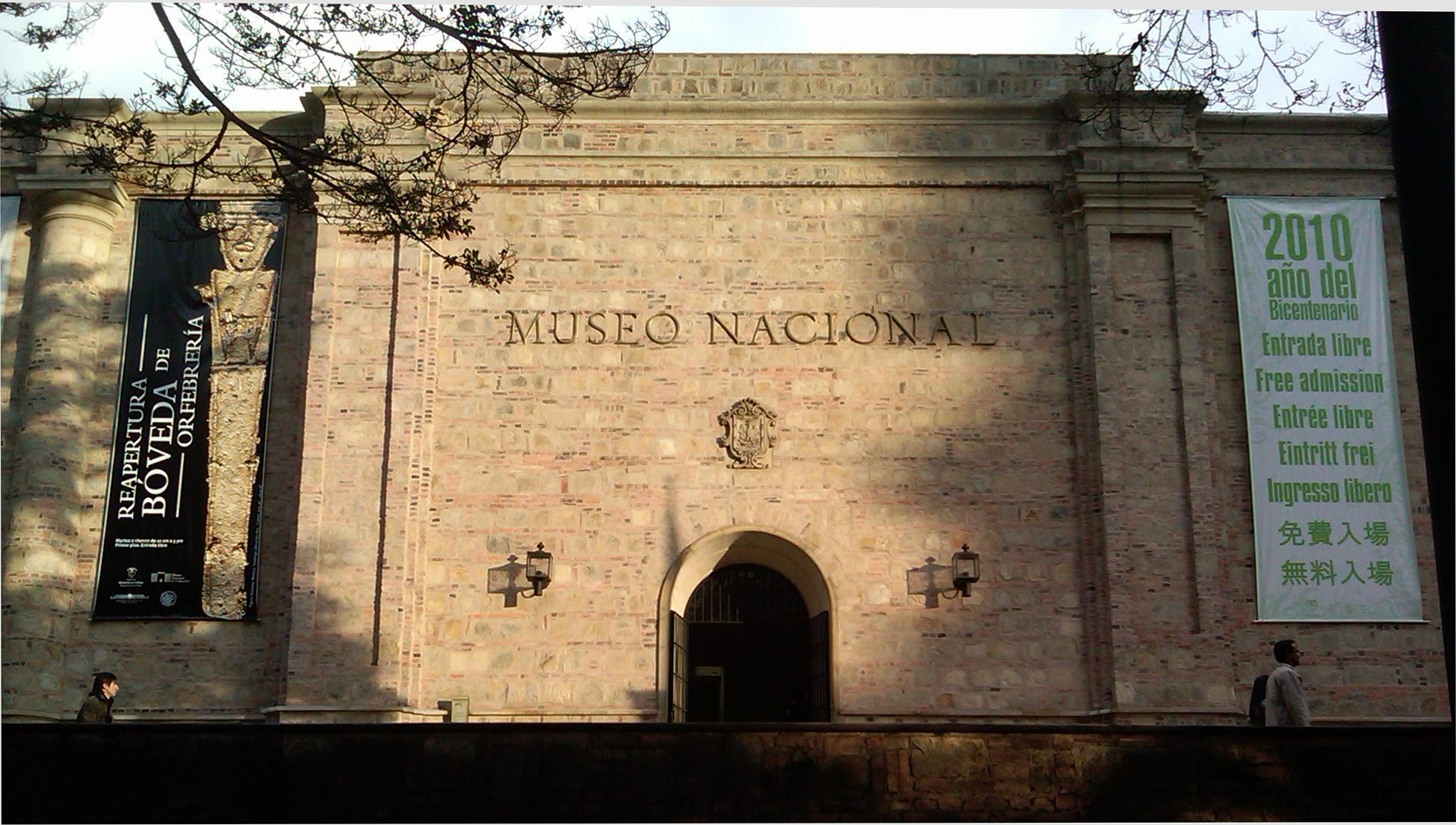 fundacion museo nacional: