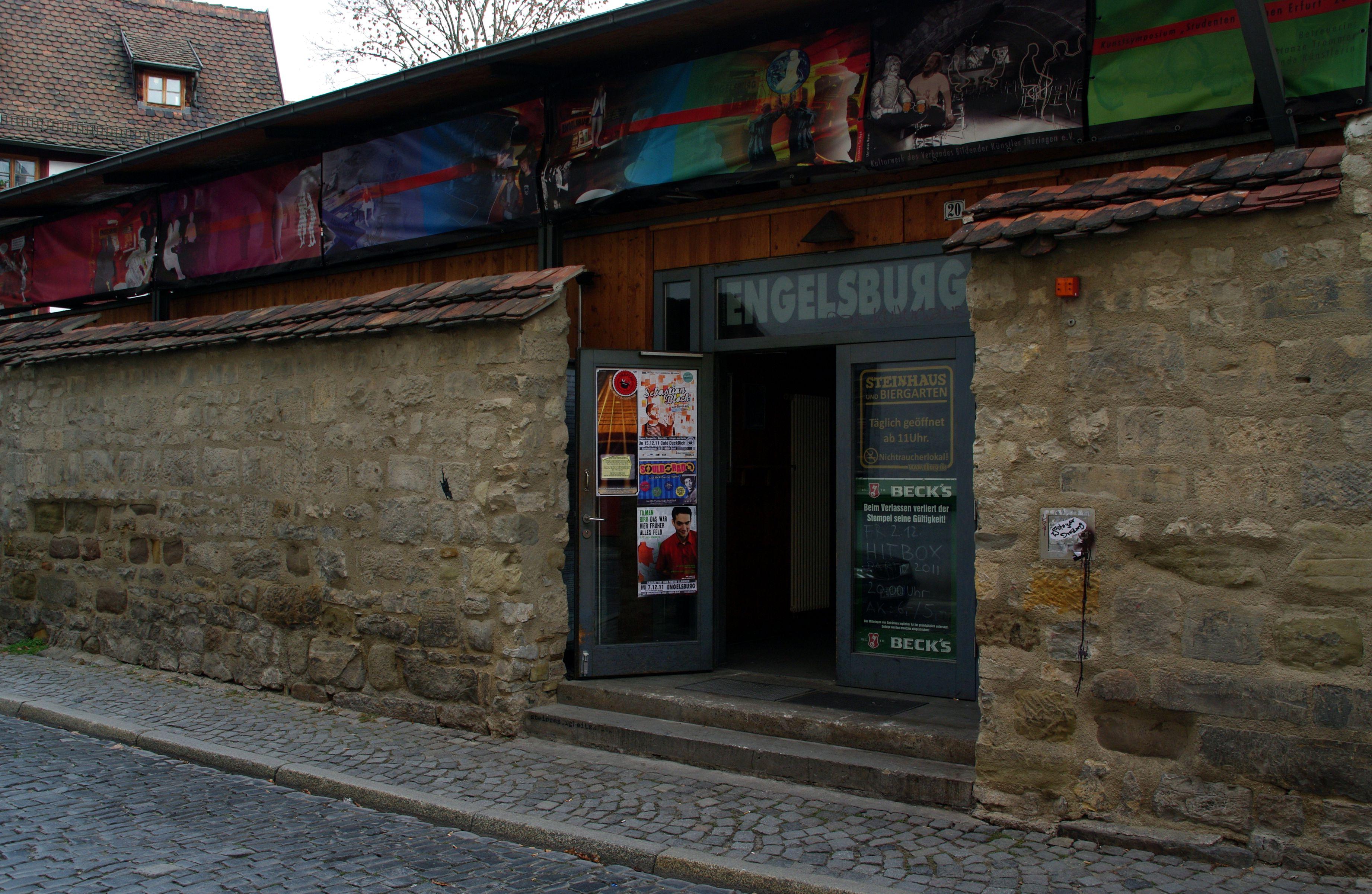 Engelsburg Erfurt