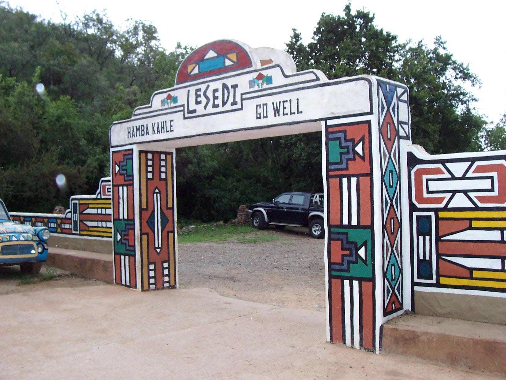 Lesedi Cultural Village Wikipedia