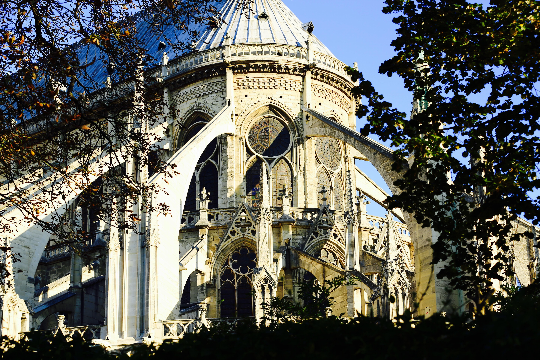 File exterior of the apse of notre dame de paris 30 for Exterior notre dame