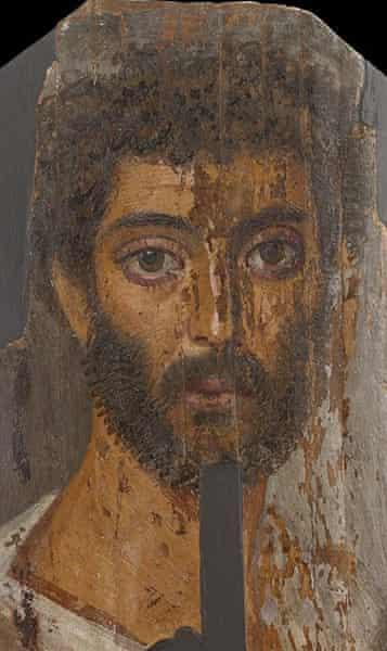 File:Fayum mummy portrait - 2nd c., Ashmolean.jpg