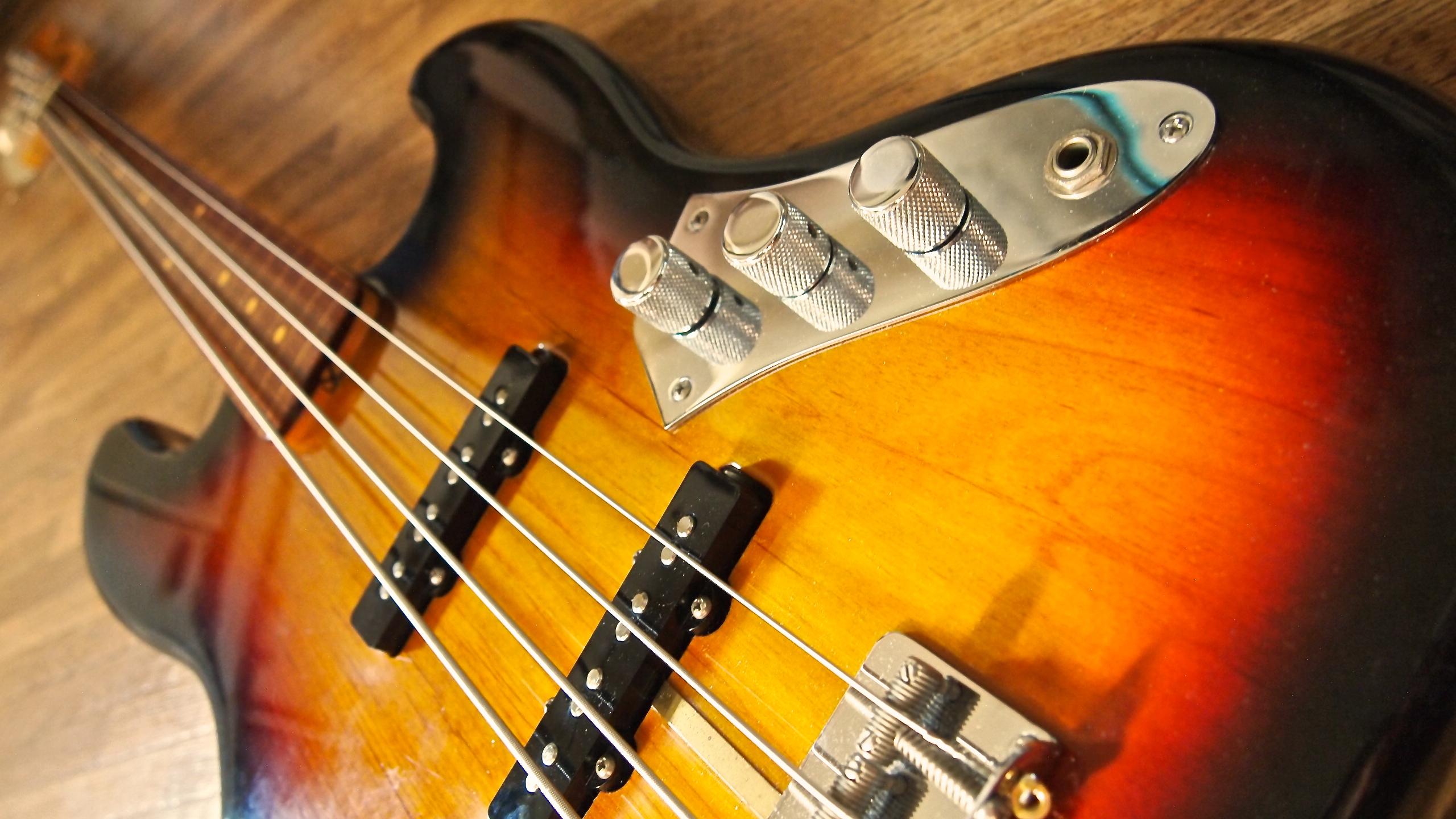 Fender jazz bass своими руками