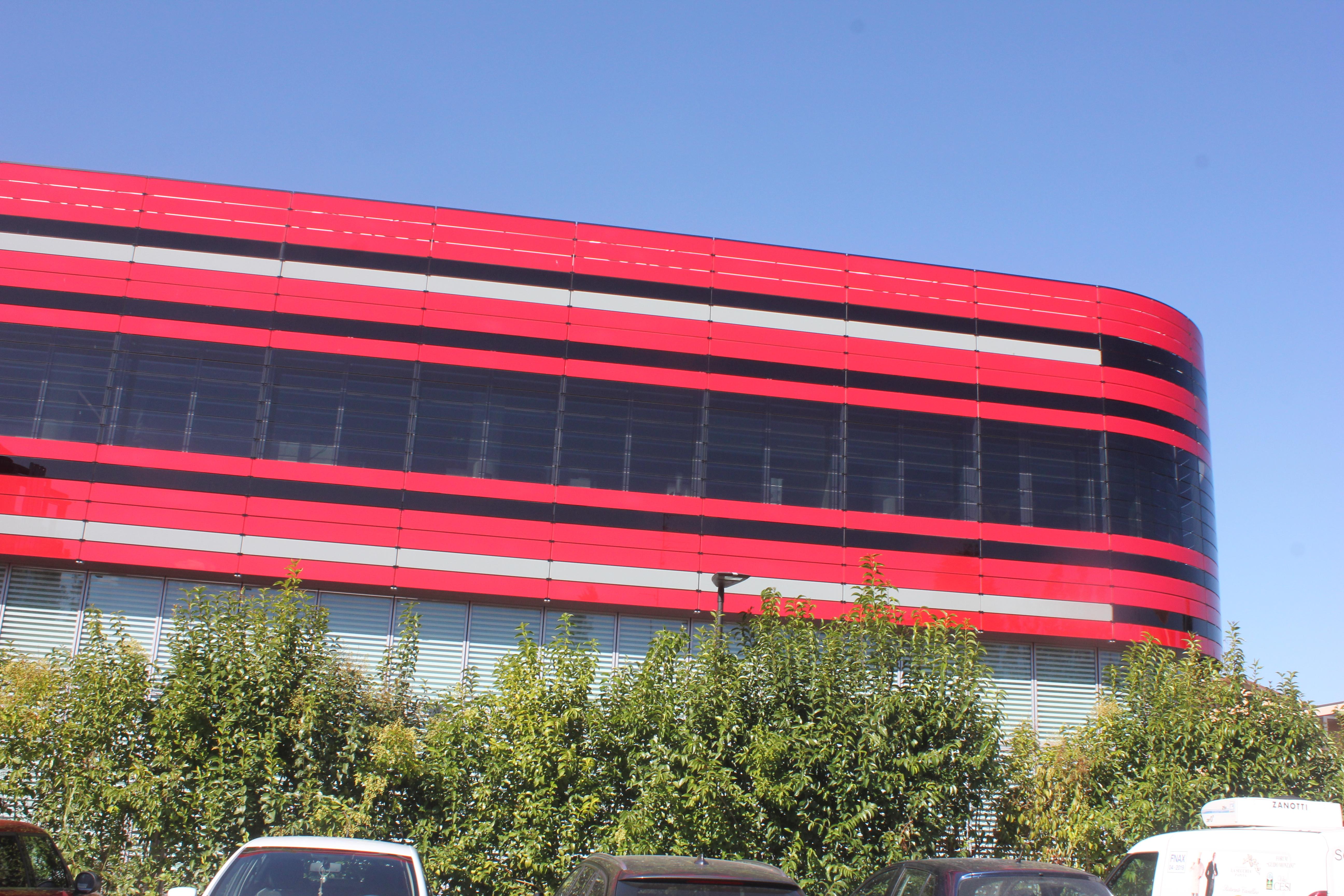 File Ferrari Headquarters Maranello Modena In 2018 11 Jpg Wikimedia Commons