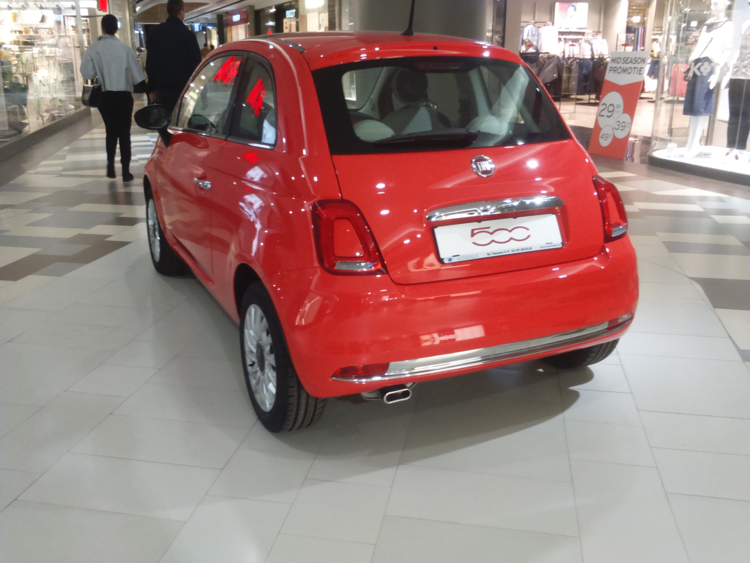 official is it s usa fiat its back