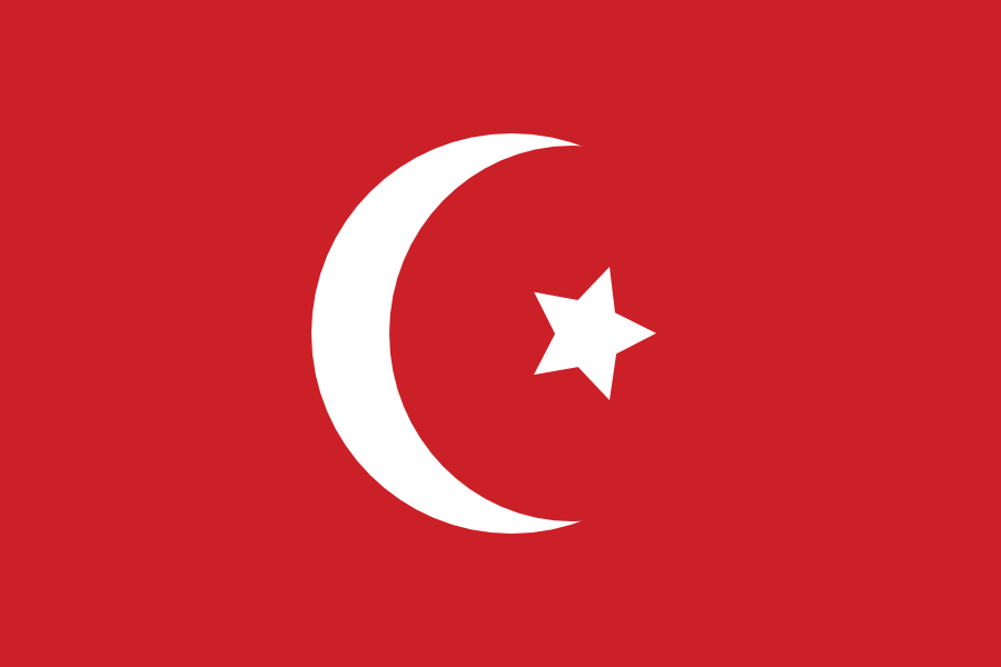 File:Flag of Egypt 1826-1867 and