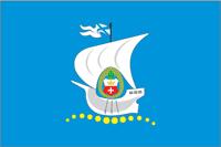 Flag of Kaliningrad, source: Wikimedia Commons