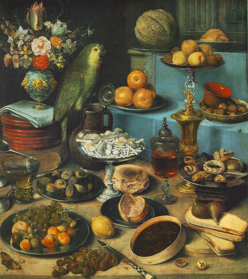 File flegel georg still life with for Art culture and cuisine ancient and medieval gastronomy
