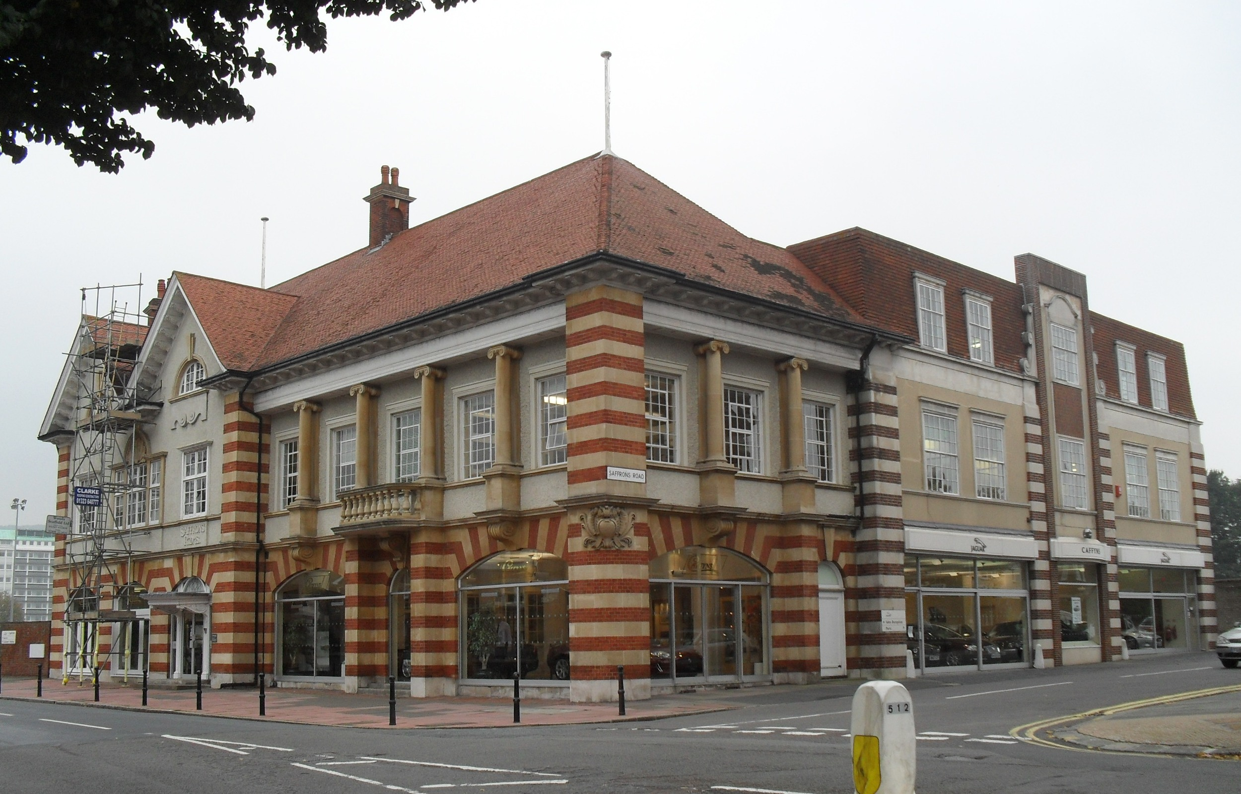 listed buildings in eastbourne wikipedia