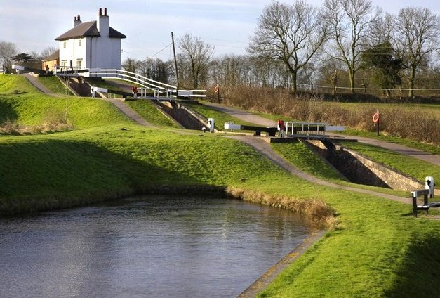 Foxton Locks - geograph.org.uk - 1582438