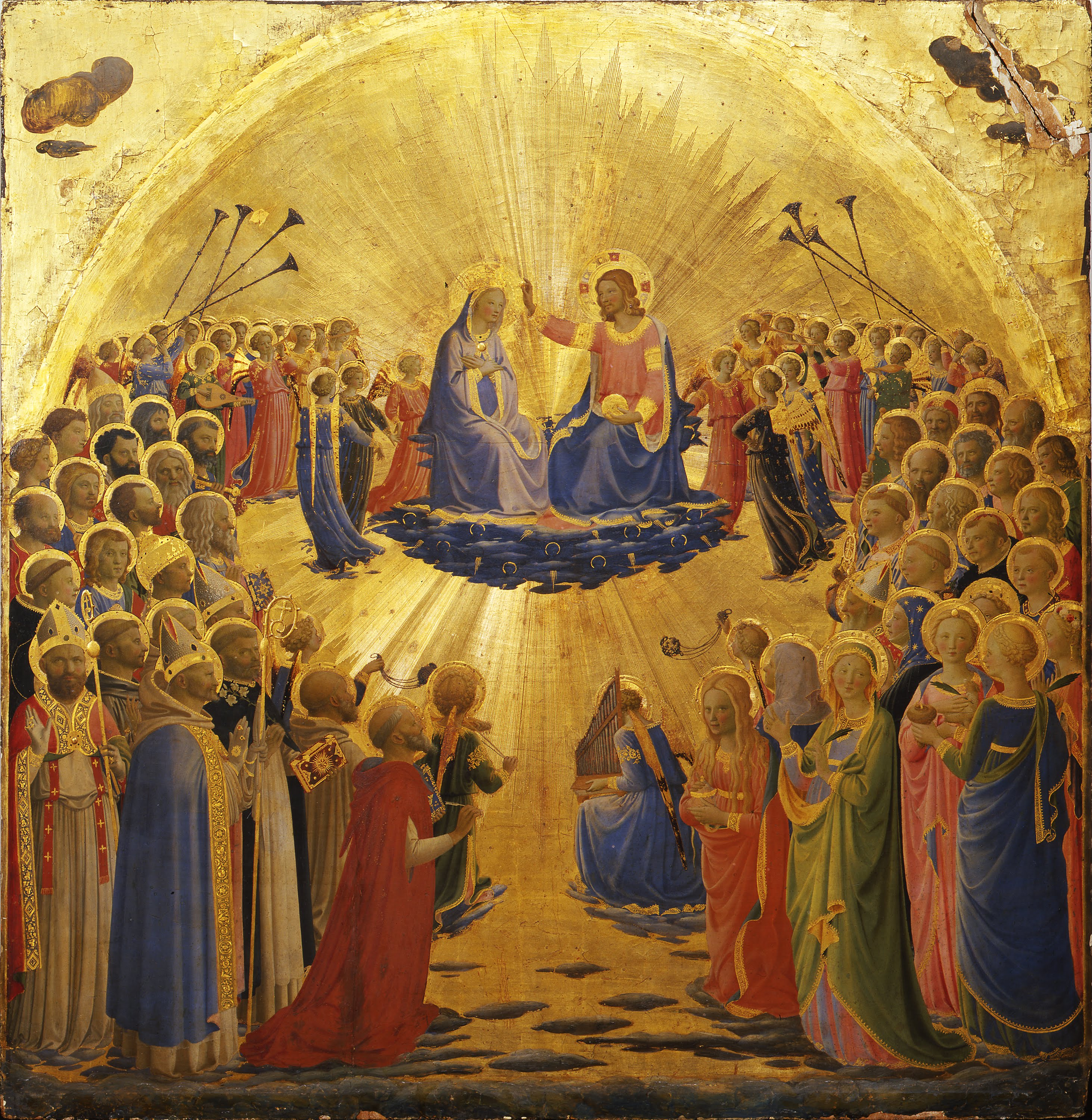 'Fra Angelico: Heaven on Earth' Review: Pictures Fit for a Pope