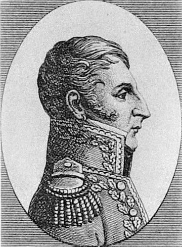 French general noted for his participation to the Revolutionary and Napoleonic Wars