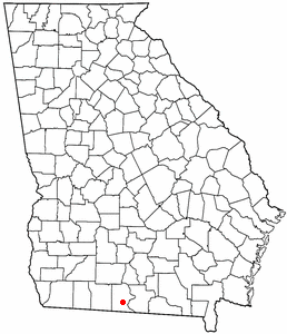 Loko di Quitman, Georgia